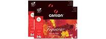Blok do oleju i akryli Figueras, Canson, 19 x 25cm, 10ark. 290g