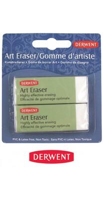 Gumki do mazania Art Eraser, Derwent, 2 szt.