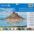 Mont St Michel, zestaw do numeromalowania, Reeves