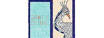 Birds, kolorowanki dla dorosłych, Clairefontaine A4