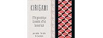 Geometric Effect Kirigami, Clairefontaine 20x20cm