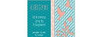 Spring Sky Kirigami, Clairefontaine 20x20cm