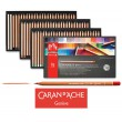 Kredki rysunkowe Luminance 6901, Caran d'Ache, 76 kolorów