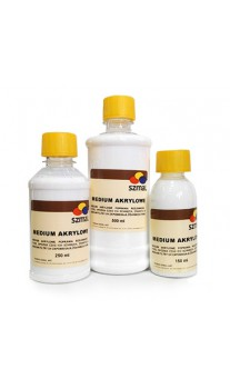 Medium akrylowe, 150 ml