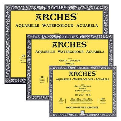 Bloki Arches Rough Watercolour