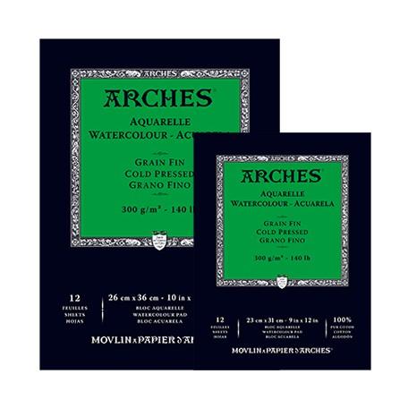 Arches Grain Fin Watercolour