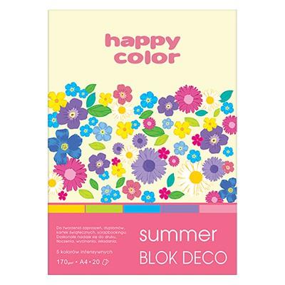 Blok DECO Summer