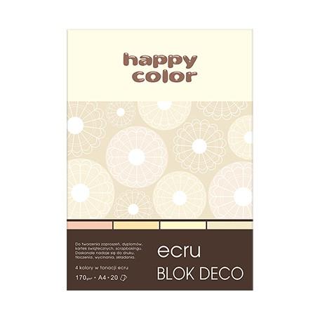 Blok DECO Ecru