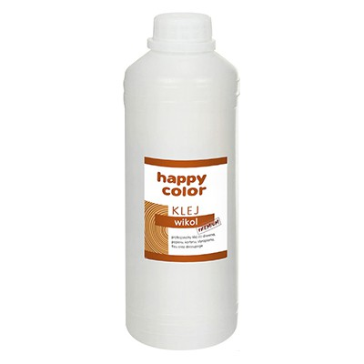 Klej Wikol Premium 500g Happy Color