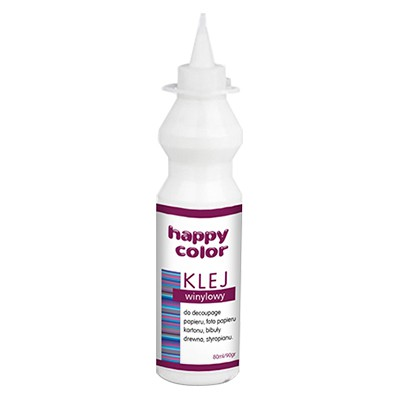 Klej winylowy 80 ml Happy Color
