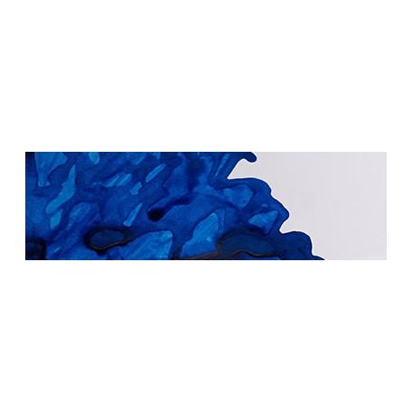 niebieski tusz winsor newton