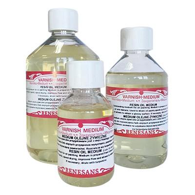 Medium olejno zywiczne