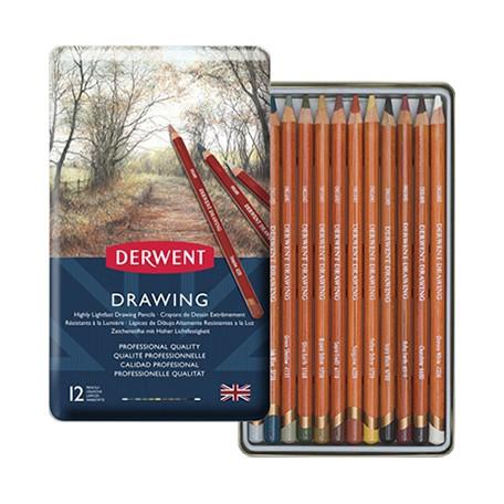 Kredki Drawing Derwent