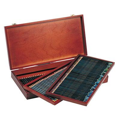 Artists Derwent Wooden Box