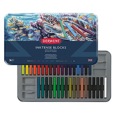 Inktense Blocks Derwent