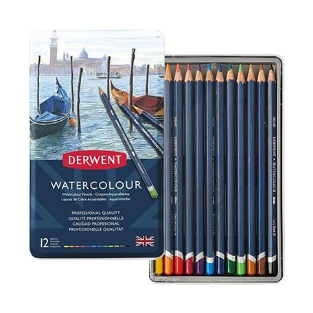 Watercolour Derwent Pencils