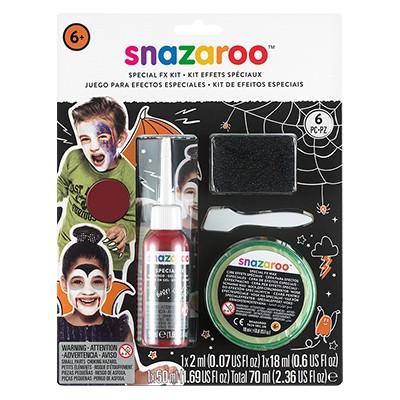 Halloween Snazaroo Zestaw