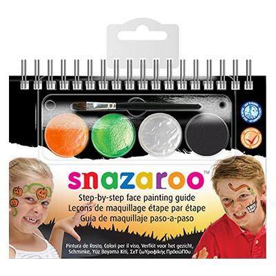 Halloween Mini Set Snazaroo