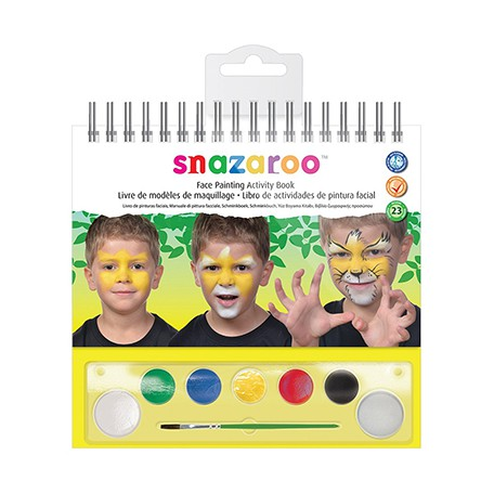 Activity Book Snazaroo