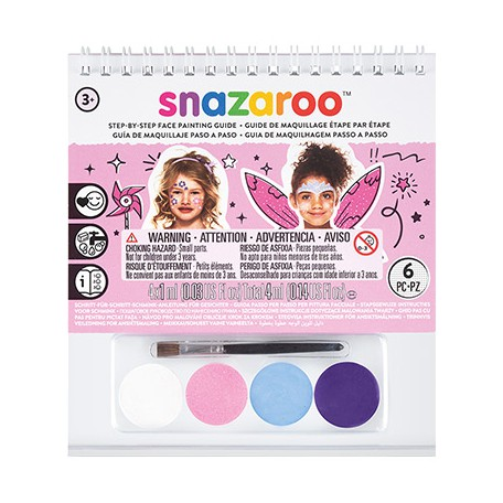 Fantasy Snazaroo Girls