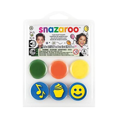 Zestaw Urodzinowy Snazaroo