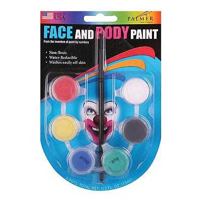 Farby do twarzy Palmer