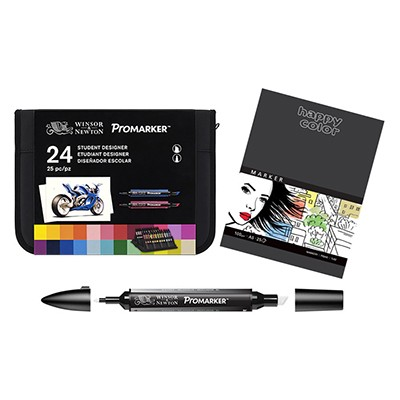 Promarker Complete Set A5