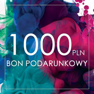 1000 pln – elektroniczny bon podarunkowy