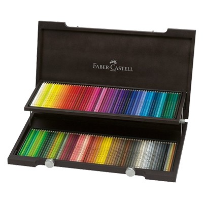 Kredki rysunkowe Faber-Castell Polychromos 120 kolorów