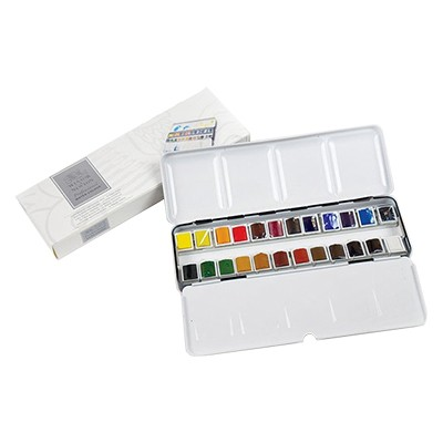Akwarele Professional Sketchers Box
