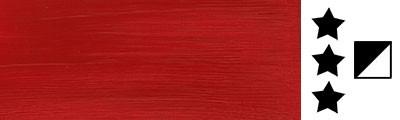 095 Cadmium red hue, farba akrylowa serii Galeria, tuba 120ml