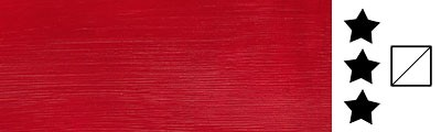 466 Permanent alizarin crimson, farba akrylowa serii Galeria, tu