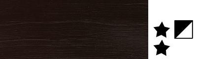 076 Burnt umber, farba akrylowa serii Galeria, tuba 120ml