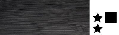 337 Lamp black, farba akrylowa serii Galeria, tuba 120ml