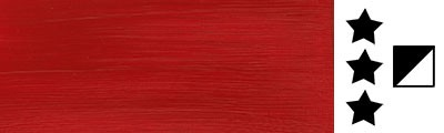 095 Cadmium red hue, farba akrylowa serii Galeria, tuba 60ml