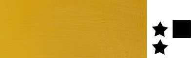 744 Yellow ochre, farba akrylowa serii Galeria, tuba 60ml