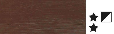 676 Vandyke brown, farba akrylowa serii Galeria, tuba 60ml