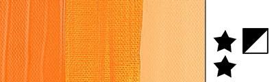azo orange farba akrylowa