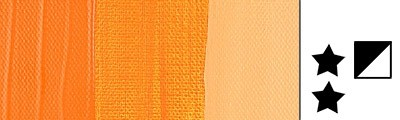 276 Azo orange, farba akrylowa Talens Amsterdam