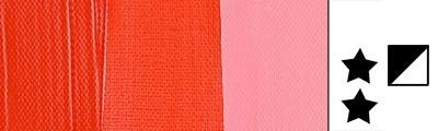 396 Naphthol red M, farba akrylowa Talens Amsterdam