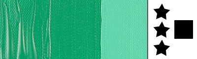 615 Emerald green, farba akrylowa Talens Amsterdam