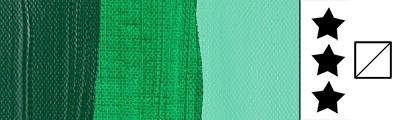 619 Permanent green D, farba akrylowa Talens Amsterdam
