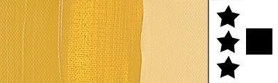 227 Yellow ochre, farba akrylowa Talens Amsterdam