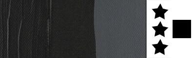 735 Oxide black, farba akrylowa Talens Amsterdam