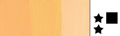 253 Gold yellow, farba akrylowa Talens Amsterdam, 250ml