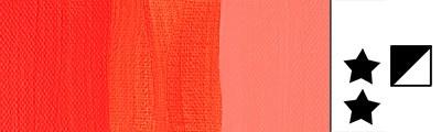 311 Vermilion, farba akrylowa Talens Amsterdam, 250ml