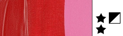 318 Carmine, farba akrylowa Talens Amsterdam, 250ml