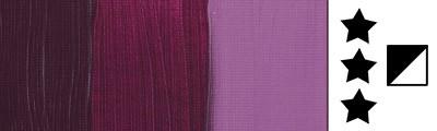 344 Caput mortum violet, farba akrylowa Talens Amsterdam, 250
