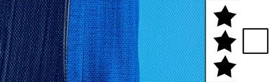 570 Phthalo blue, farba akrylowa Talens Amsterdam, 250ml