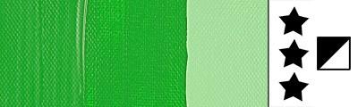 618 Permanent green L, farba akrylowa Talens Amsterdam, 250ml